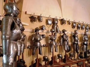 Castel Coira armeria
