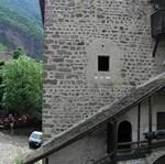 Castel Roncolo - Il Cortile