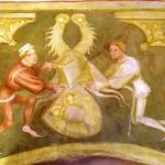 Castel Roncolo - Stua da Bagno - Stemma