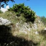 Rocca Tancia - Lato Sud