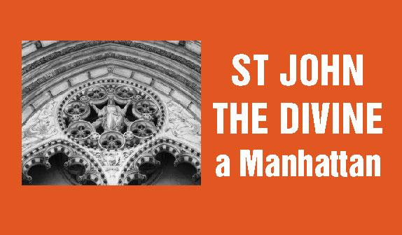 St John the Divine a Manhattan