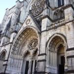 St John Divine Facciata