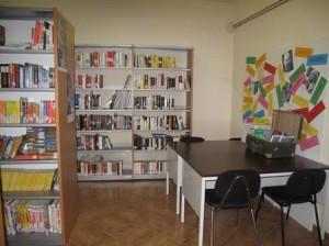 biblioteca comunale di casperia