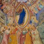 Madonna di Filetta - Cristo nella Mandorla con Apostoli