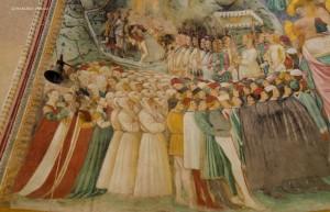 chiesa madonna della filetta ad amatrice affreschi pier paolo da fermo