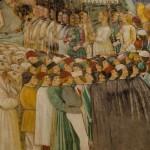Madonna di Filetta - Processione notabili e flagellanti