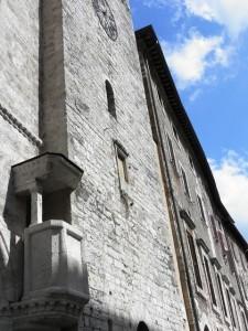 Narni Palazzo dei Priori Torre Comunale