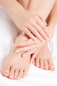 mani e piedi freddi