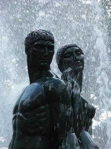 brooklyn grand army plaza fontana