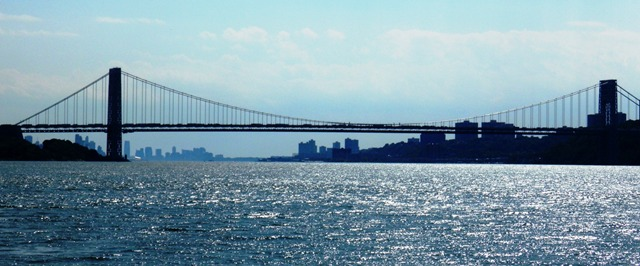 Manhattan Hudson River