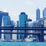 Manhattan dal Fiume Hudson - 3