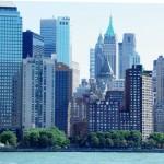 Manhattan dal Fiume Hudson - 5