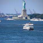 Statua della Libertà da Brooklyn