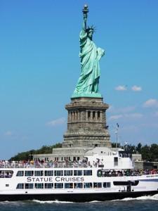 Manhattan Statua della Libertà