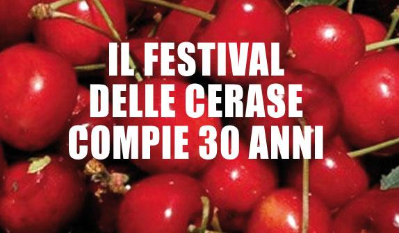 Festival delle Cerase: 30° Edizione