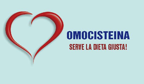 Omocisteina: serve la dieta giusta