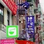 Chinatown New York 1