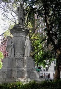 Giuseppe Verdi Broadway Manhattan New York