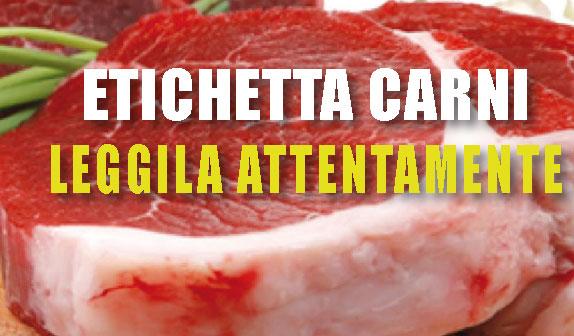 Etichettatura Carni: cosa guardare