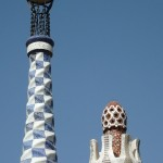 Barcellona Park Guell 1