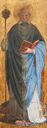 Madonna della Cintola Benozzo Gozzoli Montefalco