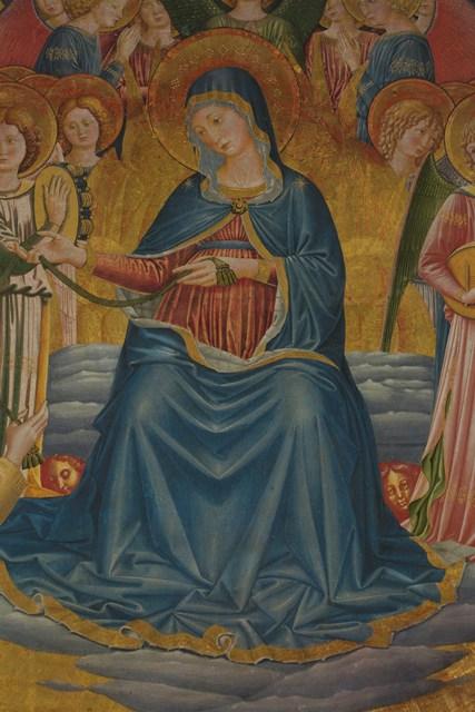 Benozzo Gozzoli Madonna della Cintola