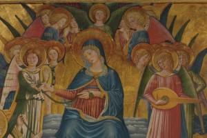 Benozzo Gozzoli Madonna della Cintola Montefalco