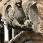 Basilica di Santa Maria Maggiore - Grifo 2