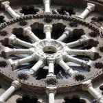 Basilica di Santa Maria Maggiore - Rosone 4