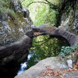 cascate del galantina pozze del diavolo monte san giovanni in sabina