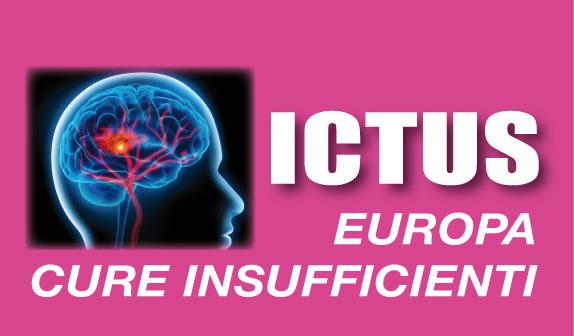 Ictus: in Europa il 40% non riceve cure adeguate