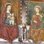 Icona Passatora - Madonne e San Amico