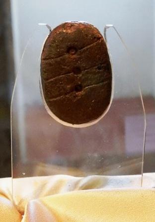 tavoletta enigmatica della caldera di latera