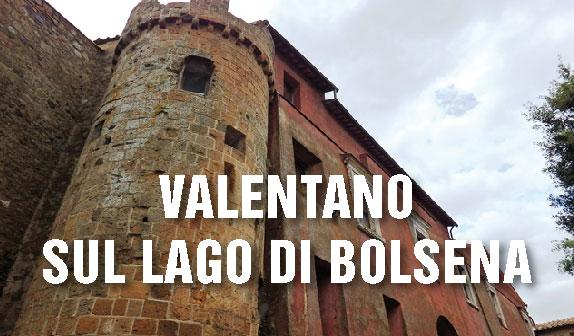 Valentano sul Lago di Bolsena