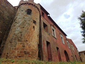 Valentano Rocca Farnese Lago Bolsena