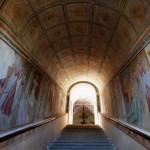Valentano - Rocca Farnese - Scala Santa