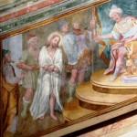 Valentano - Rocca Farnese - Scala Santa 2