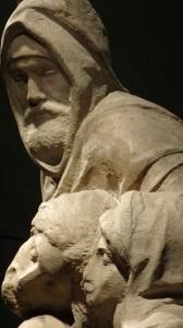 Pietà - Michelangelo museo dell'opera del duomo firenze