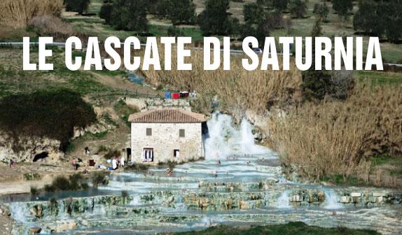 Le Cascate di Saturnia
