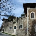 San Casciano Bagni - Il Castello