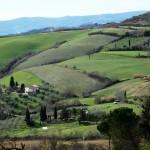 San Casciano Bagni - Panorama