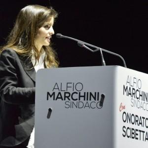 Beatrice Scibetta lista Alfio Marchini buona scuola