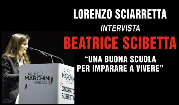 Beatrice Scibetta: una buona scuola per imparare a vivere