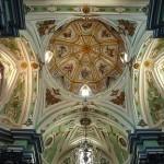 Matera - Chiesa del Purgatorio - la Volta