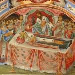 Monastero Rila - Affresco 7