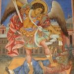 Monastero Rila - Affresco 8