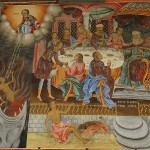 Monastero Rila - Affresco 9