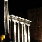 Colonna-di-Foca-e-Tempio-di-Saturno
