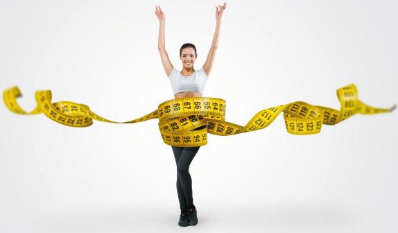 Perdere grasso, non solo peso