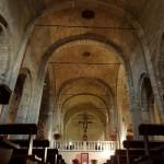 San Leo Cattedrale interno